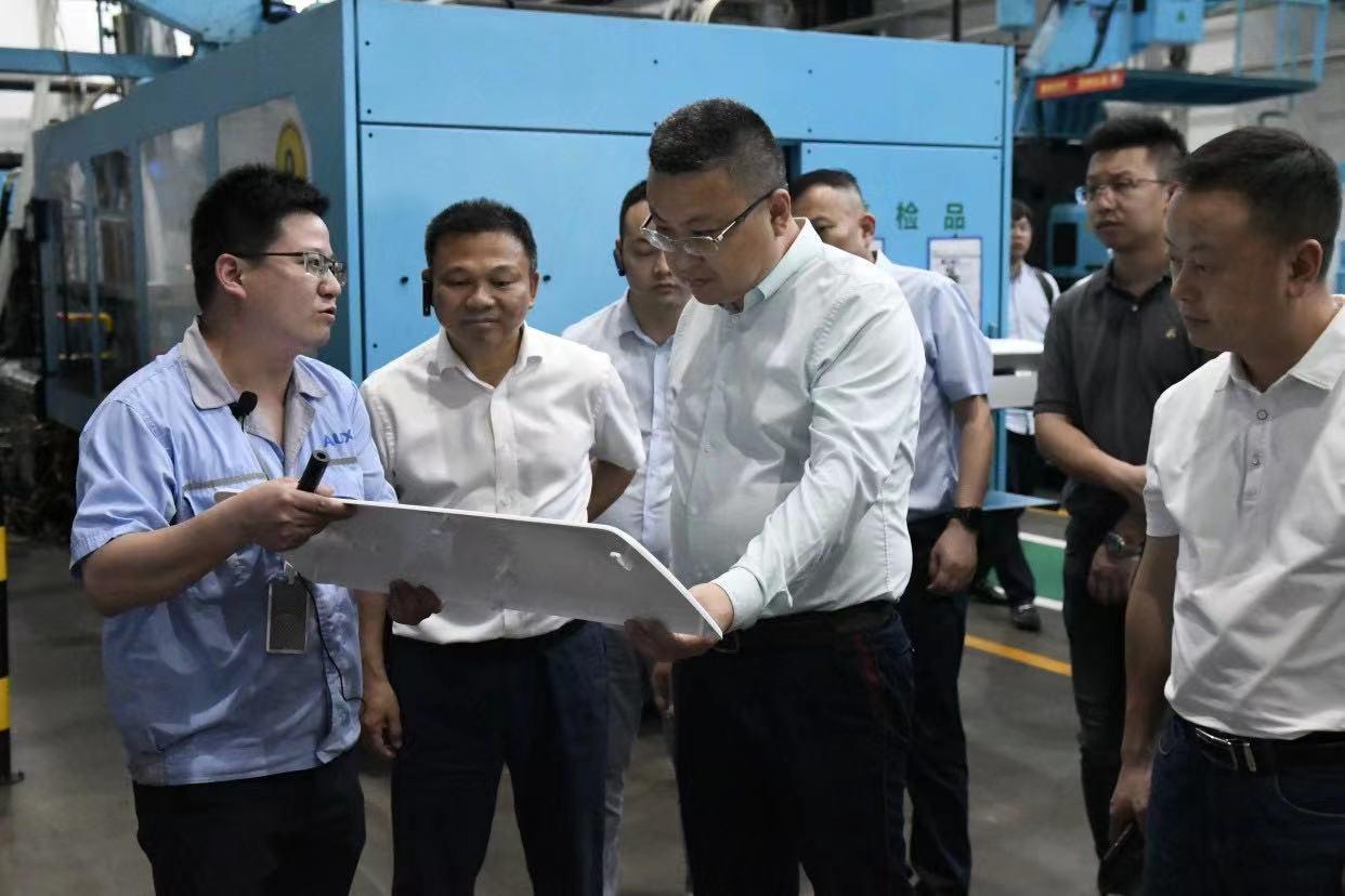中国电建集团贵州工程有限公司来访,共话新能源合作模式